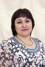 Попова Елена Вадимовна